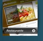 Restaurante - July 2009 Joomla Club Template
