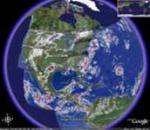 """Google Earth """"săm soi"""" bất cứ nơi nào trên hành tinh"""