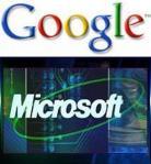 Bắt đầu cuộc chiến giữa Google và Microsoft