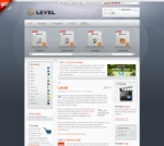 Yootheme Level - June 09 Joomla Template